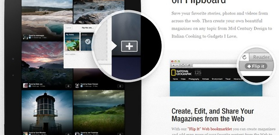 Flipboard séduit 53 millions d'utilisateurs dans le monde