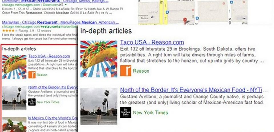 Comment préparer votre site aux articles de fond sur Google