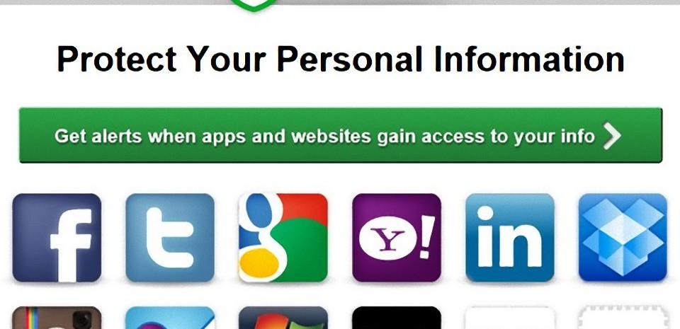 MyPermissions, l'outil de contrôle des accès à vos données privées