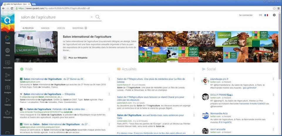 Qwant, la discrète ascension du moteur de recherche français