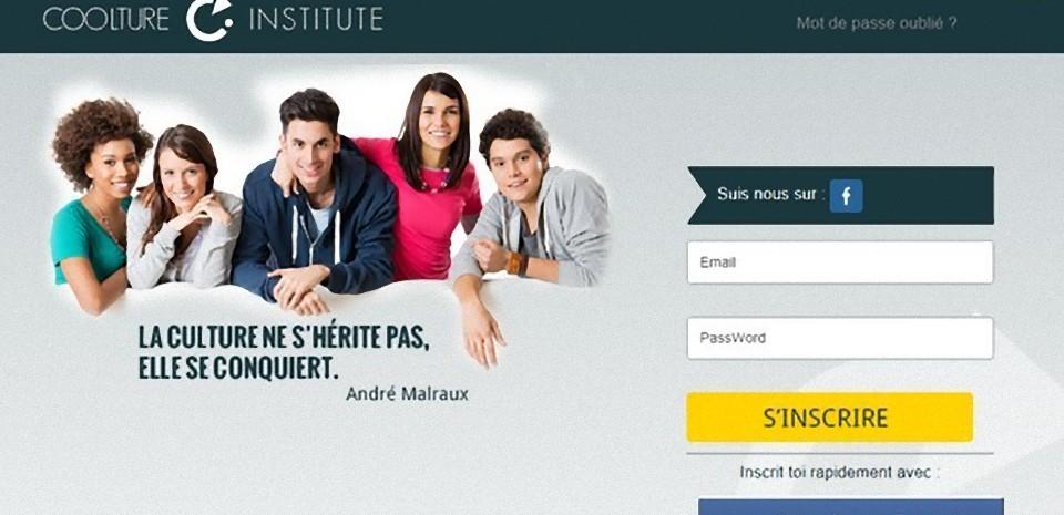 Coolture Institute, une plateforme éducative innovante et ludique