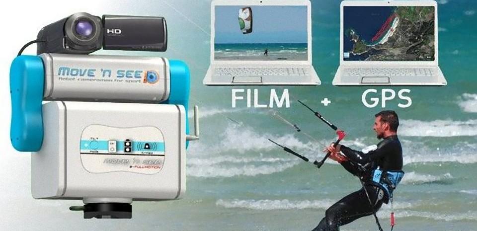 MoveN See, une caméra bien adaptée aux pratiques sportives