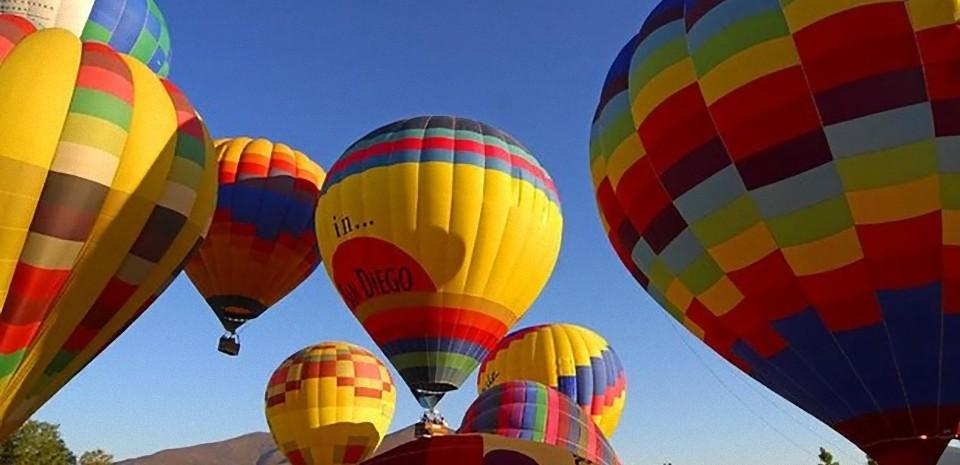 Revivez en  images les plus beaux instants du Balloon Festival 2014
