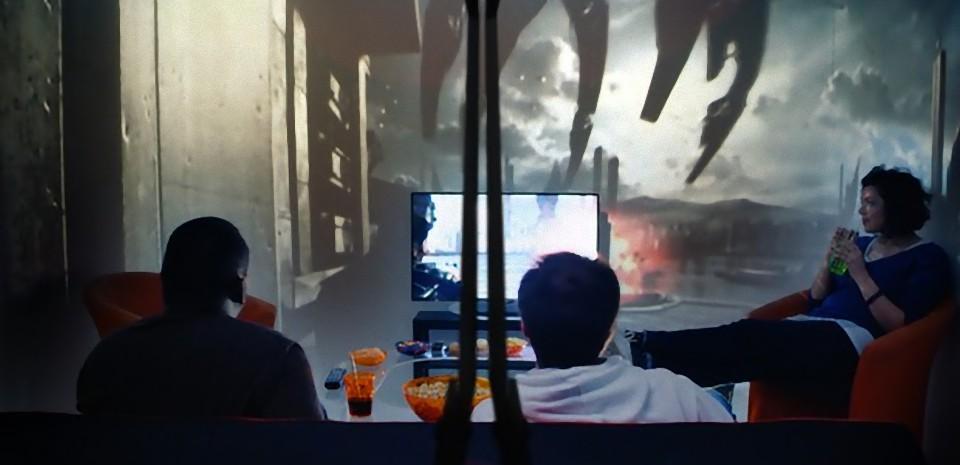 Immersis, la réalité virtuelle débarque sur les murs de votre salon