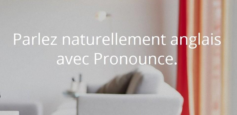 Pronounce, le casque pour mieux apprendre l'anglais