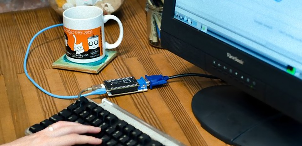 CHIP, le nouveau nano-ordinateur concurrent de Raspberry Pi