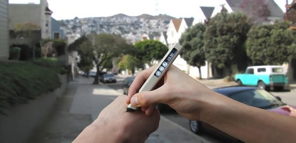Phree, le stylo connecté tout-terrain