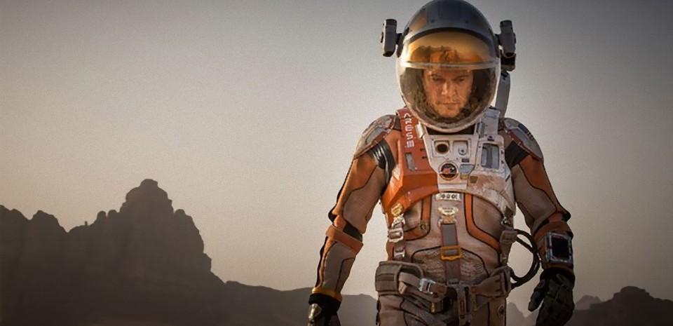 Cinéma. Seul sur Mars, mais accompagné dans les salles