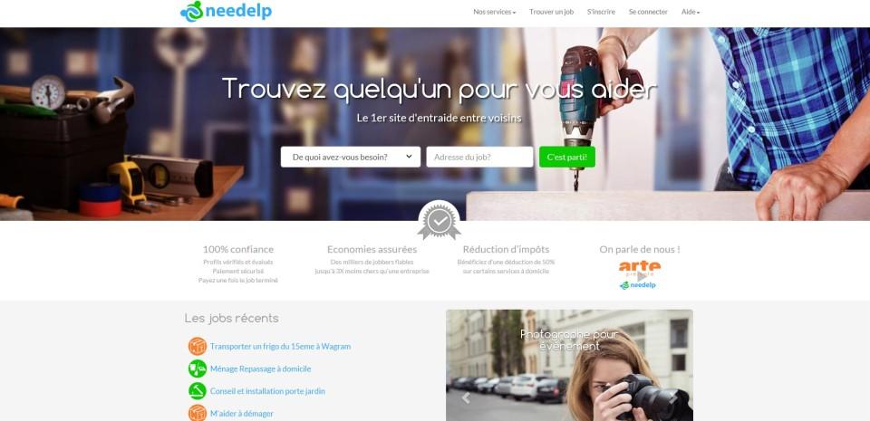 Needelp, le site d'aide entre voisins, s'étend à l'étranger