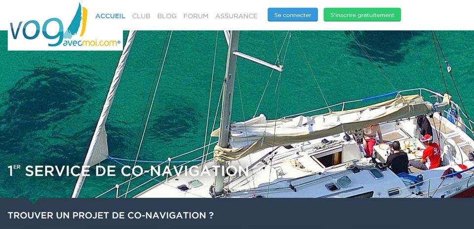 Vogavecmoi.com, des vacances à bord d'un voilier pour un budget abordable