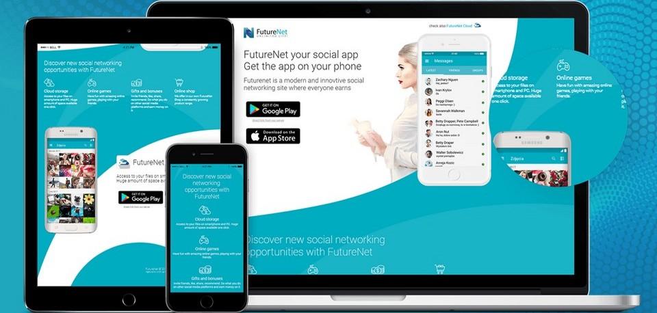 Le réseau social novateur qui paye ses utilisateurs