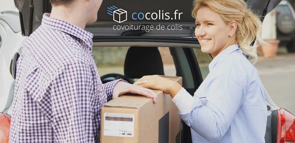 Cocolis.fr, la livraison de colis entre particuliers