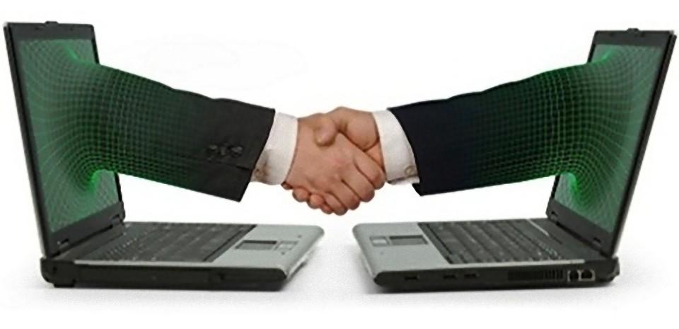 Infographie - Toujours plus d'acheteurs sur les sites marchands en 2012