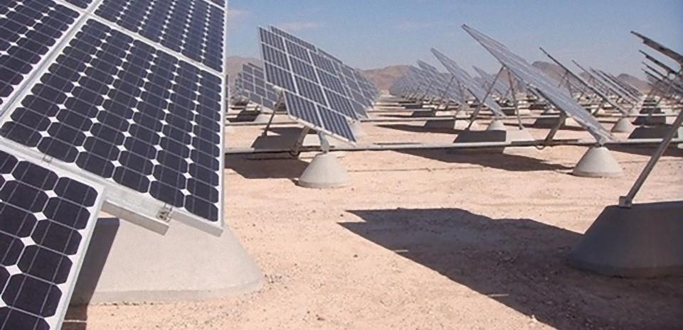 Energies vertes: Ouverture de la centrale solaire la plus vaste d'Europe