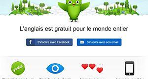 Duolingo disponible pour les mobiles Android