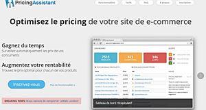 Pricing Assistant surveille les prix de vos concurrents