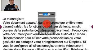 Over2you, le studio de communication sur votre iPad