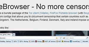 Pirate Browser, le navigateur sans censure !