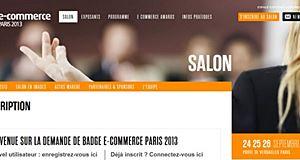 Le salon E-commerce 2013 : Un grand évènement européen