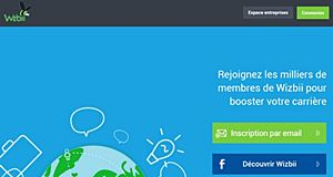Wizbii, the professional social network for students