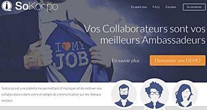 Avec Sokorpo, les employés boostent leur entreprise sur le Net