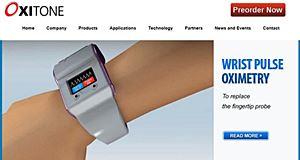 Oxitone, la montre protectrice qui sauvera des vies