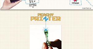 Peachy Printer, l'imprimante 3D pas chère et révolutionnaire