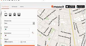 Moovit, l'application collaborative pour les transports en commun