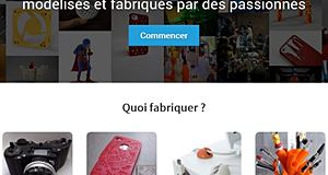 Getmakers, la plateforme d'impression 3D collaborative