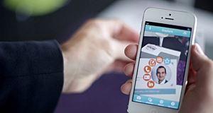 BleamCard, la carte de visite à réalité augmentée