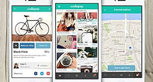 Wallapop, the app that allows you to buy and sell in your own neighbourhood