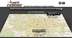 Avec Carking, finis les frais exorbitants de parking d'aéroport