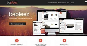 Avec Bepleez, partagez vos envies d'achats auprès des marques