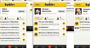 Bobler, le réseau social vocal adapté à la mobilité