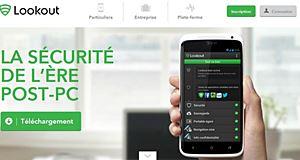 Lookout, l'application pour prévenir la perte de son smartphone