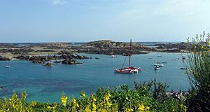 Chausey, le plus grand archipel d'Europe