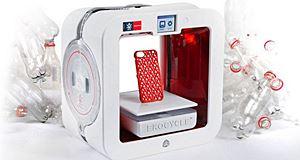 L'écologique Ekocycle Cube, imprimante 3D deuxième génération ?