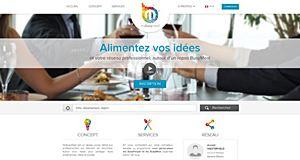 MyBusyMeal, un réseau social de repas d'affaires