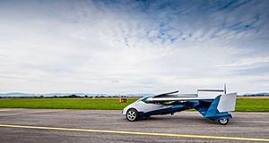 Aeromobil, l'impressionnante nouvelle voiture volante