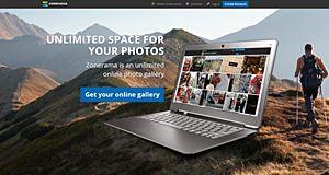 Zonerama, un nouvel espace gratuit et illimité pour vos photos