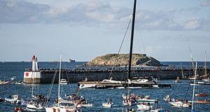 Route du Rhum, une entame musclée pour les skippers