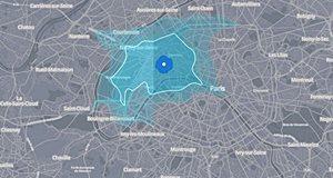 Isoscope, une carte interactive pour anticiper votre mobilité
