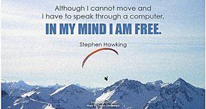 Une merveilleuse histoire du temps, la vie et l'univers de Stephen Hawking