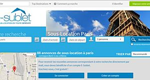 E-sublet, une plateforme collaborative qui facilite la sous-location