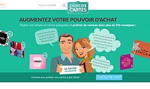Place Des Cartes, le site d'achat et de revente de cartes et chèques cadeaux