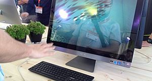 Leap Motion, the End of the Mouse ?