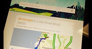 Google Now est désormais disponible sur iOS