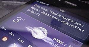 Siri, l'intelligence artificielle pour iPhone séduit les utilisateurs