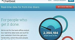 ChartBeat - Améliorer votre productivité en ligne