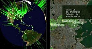 La vitesse de connexion internet de part le monde